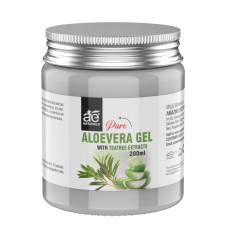 AE Naturals Pure Aloe Vera Gel With Teatree Extracts 200ml