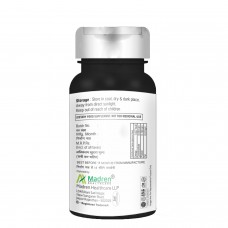 Vitamin B12 1500 mcg with Folic Acid and Methylcobalamin Supplements 60 Chewable Tablets by Madren Healthcare