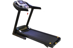Energie EHT-110 Treadmill with Double layer running board, MP3 and Speakers