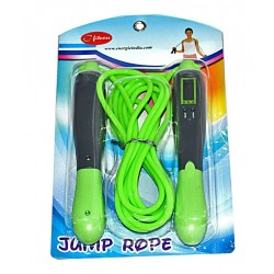 Jumping Rope with Digital Meter