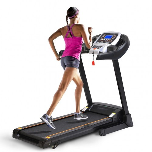 Golds Gym Treadmill Connect Bluetooth: Buy Energie EHT-110 Treadmill With Double Layer Running