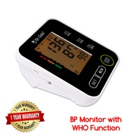 Dr. Odin Automatic Digital Blood Pressure Monitor with LCD Display