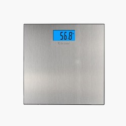 Dr.Odin Bathroom Scale With Blue Back Light (CB-302)
