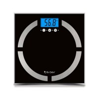 Dr.Odin  Body Fat Analyzer With Latest BIA Technology (CF-570BT) Black