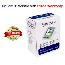 Dr. Odin Automatic Digital Blood Pressure Monitor with LCD Digital Display