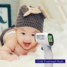 Dr. Odin Non-Contact Forehead Infrared Thermometer with IR Sensor