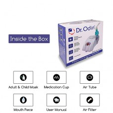 Dr. Portable Odin Nebulizer For Kids and Adults