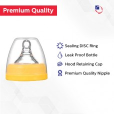 Dr. Odin Manual Breast Pump with Lid BPA Free- 150Ml
