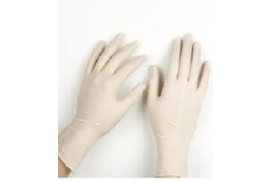 Gloves Disposable Latex Pack of Ten Pair