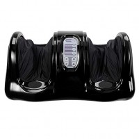 Electric Shiatsu Kneading Rolling Foot-Massager with Remote
