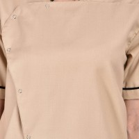 Nurse Dress (Beige Color)