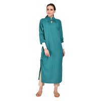 Surgical Gown in 100% Cotton Fabric