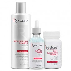 iRestore Fast Hair Growth Bundle