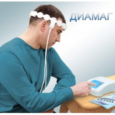 ELAMED Almag 03 DIAMAG Transcranial Magnetotherapy Electromagnetic Therapy Device