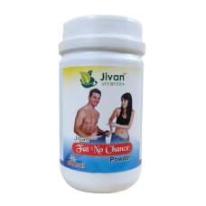 Jivan Fat No Chance Powder