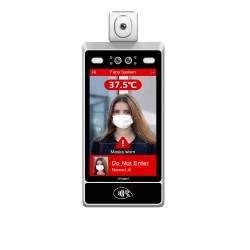 Fever Detection Camera with Face Recognation