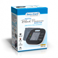 Digital Blood Pressure Monitor Sara Care