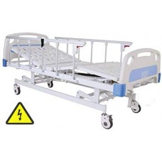 3 Function Bed with ABS head-Foot and Collapsible railing