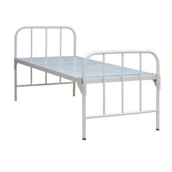 Tychemed Hospital Plain bed With Tube Panels