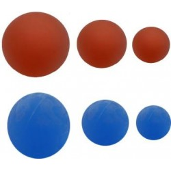 GNS Gel Hand Exercise Balls (Set Of 6pcs)