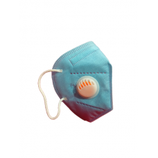 FDA Approved KN95 Face Mask  With Respirator (Pack Of 10)