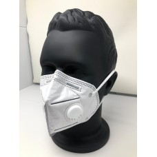 N-95 Mask with respirator